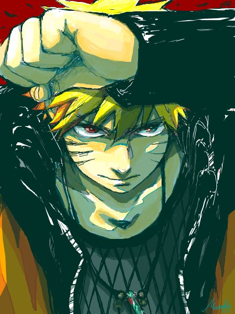 Naruto hot as hell here!!!!!