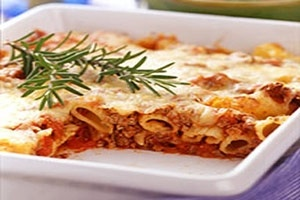 Weight Watchers Baked Beef Ziti
