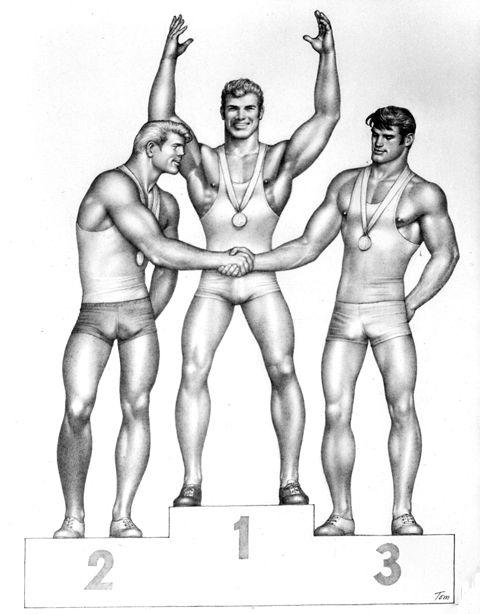 straight married men having gay sex