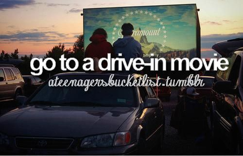 .Can still do this in Sussex, N.B. we even have drive-in bingo here!