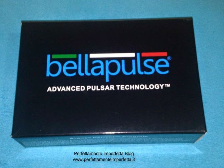 Perfettamente Imperfetta: BellaPulse Advanced Pulsar Technology sistema di p...