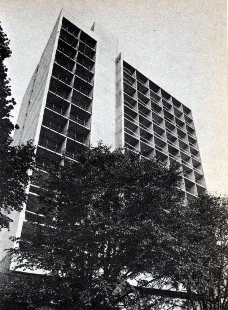 SZOT Louis Saillant Gyógyüdülő, Hotel Panorama, Petőfi Sándor u. 9., 1975