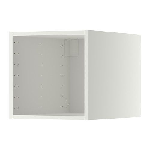 METOD Surmeuble, blanc blanc 40x60x40 cm