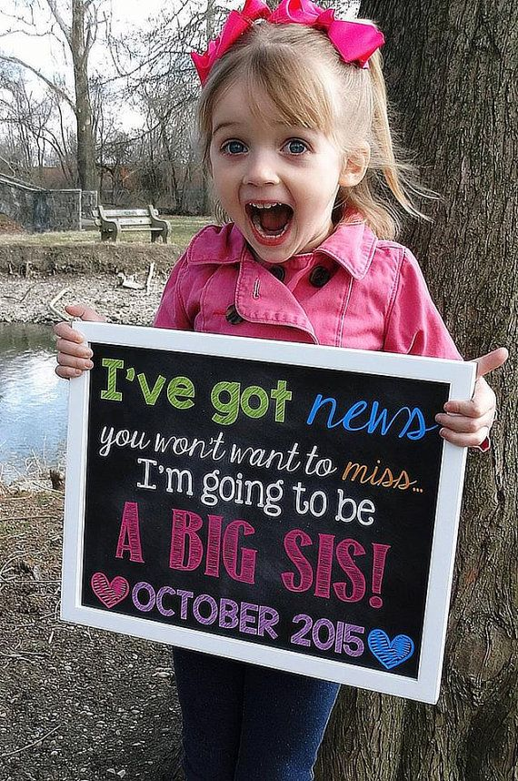 Easter Pregnancy Announcement // Pregnancy by ChalkingItUpBoards