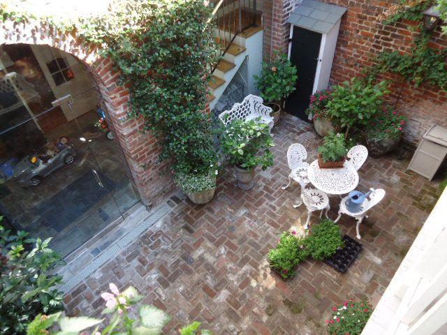 ideas about Brick Courtyard on Pinterest