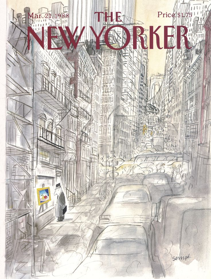 The New Yorker - Monday, March 21, 1988 - Issue # 3292 - Vol. 64 - N° 5 - Cover…