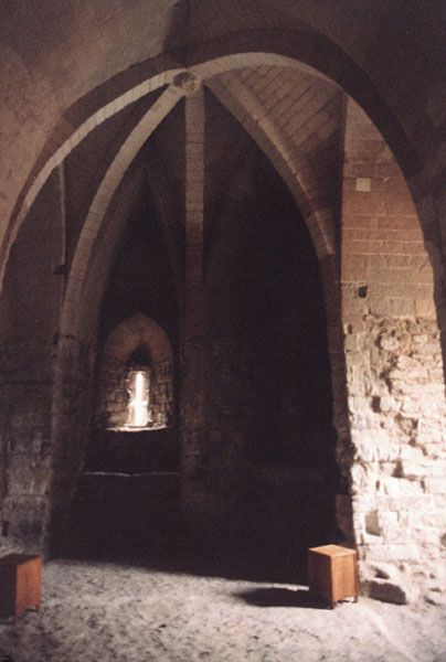 Tower of London- room where Sir Thomas More was imprisoned