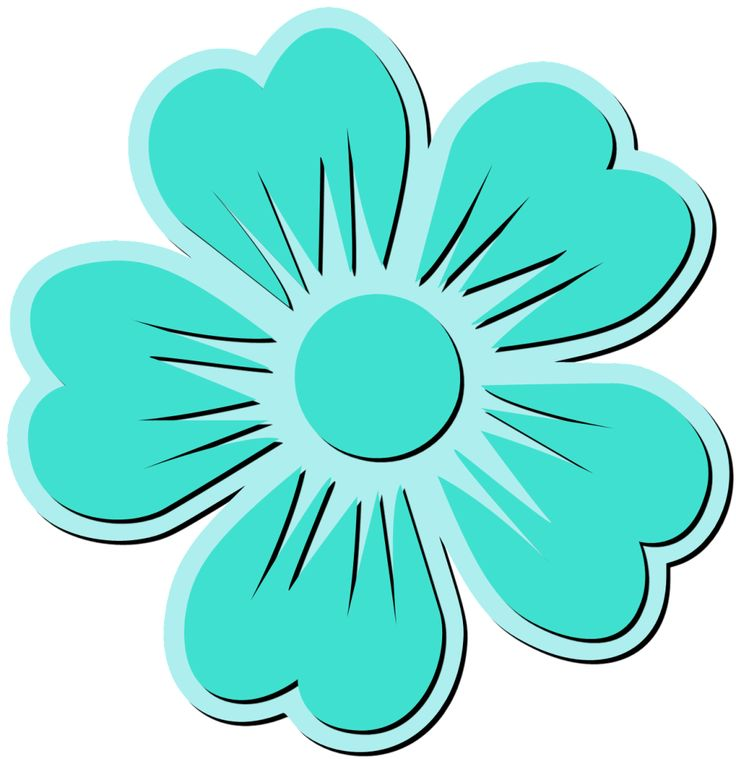 The Happy Card Encouragement Factory: Die-Cuts sweet flower
