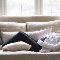 J'ai eu des crampes pendant la grossesse au premier trimestre et j'étais inquiet à ce sujet …  – Frühe Schwangerschaftsabgaben