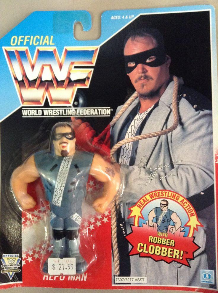 WWF Repo Man