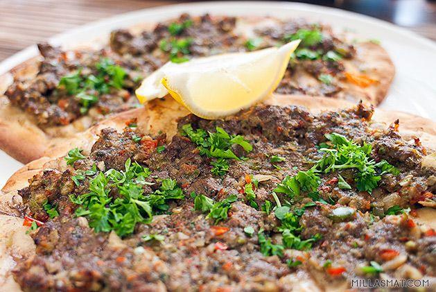 #Lahmacun #pizza