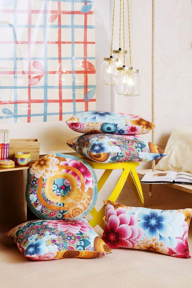 53 best desigual home decor ss 2015 images on pinterest ss bath mat and bedding - Desigual home decor ...