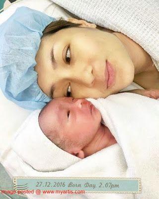 """6 GAMBAR - EISSA ELZANDER WONG NAMA ANAK KEDUA YASMIN HANI   Pelakon dan pengacara Yasmin Hani yang selamat bersalin anak kedua pada 27 Disember 2016 itu telah berkongsi wajah anak lelaki keduanya yang diberi nama Eissa Elzander Wong menerusi laman Instagram miliknya. """"Bismillahirahmanirahim.. Announcing our new boy Eissa Elzander Wong. Semoga Allah melindungi dan merahmati ahli baru keluarga kami ini. Moga Allah limpah kurniakan keberkatan kasih sayang dan kesihatan kepada keluarga kecil…"""