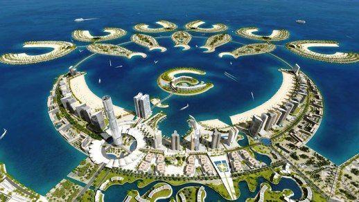 Bahrain Islands.