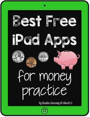 Best FREE iPad Apps for Money Practice