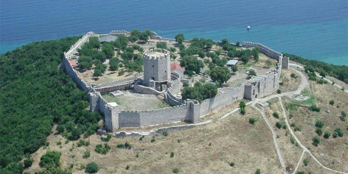 Castle of Platamonas