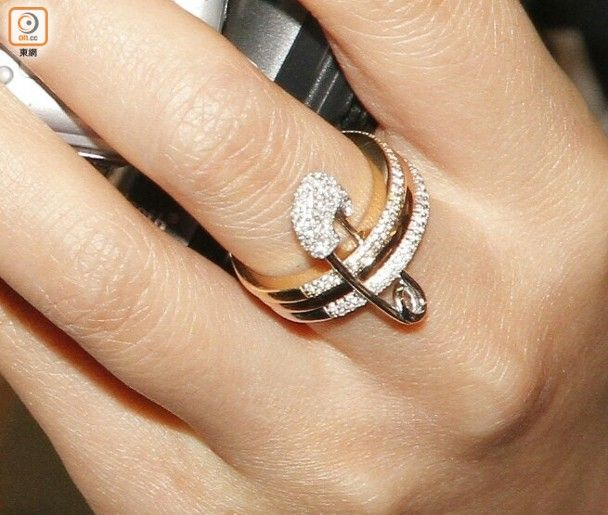 Baby XL ring, Kary Ng, APM Monaco
