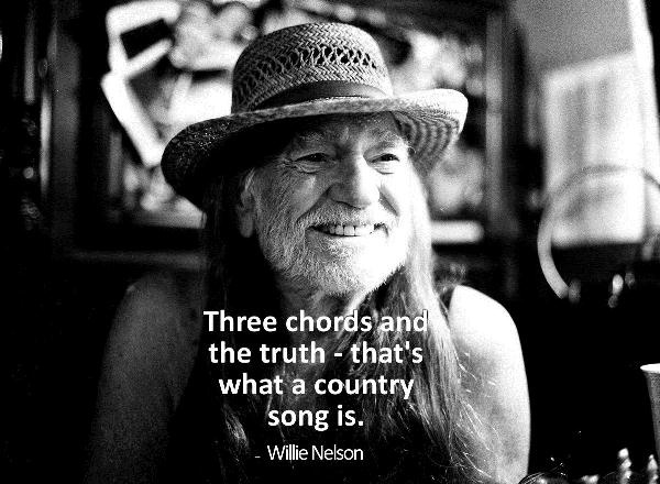 Willie Nelson....the man reminds me of childhood and real life truth