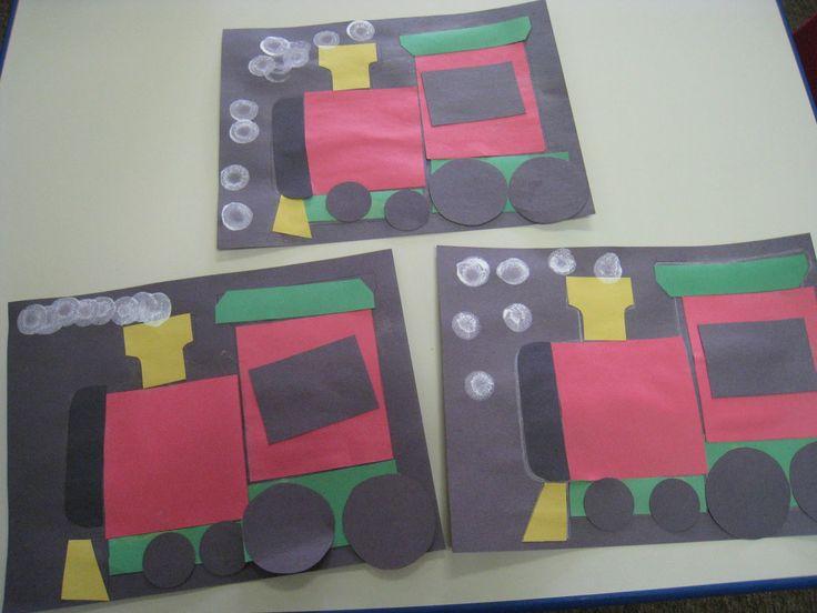 Craft Ideas 4 Year Olds | Mrs. Russell's Class: Polar Express