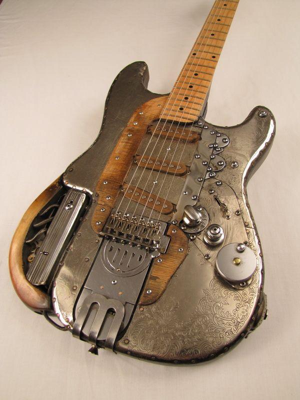 480 best guitar steampunk images on pinterest electric guitars guitars and bass guitars. Black Bedroom Furniture Sets. Home Design Ideas