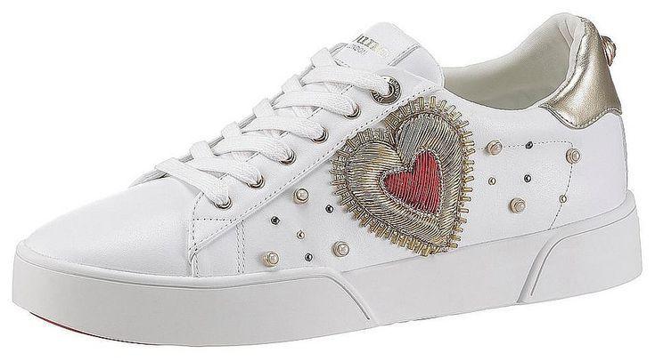Dune London Sneaker »Elga - love bug
