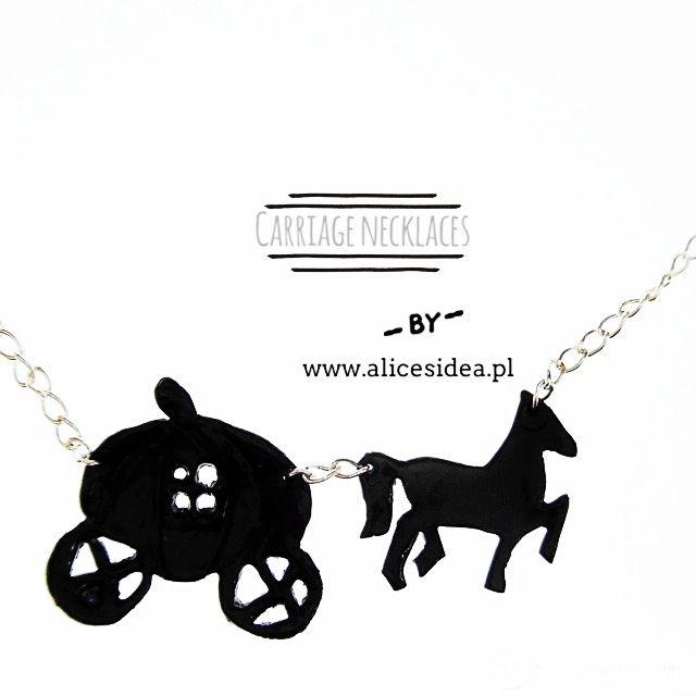 Necklace. by Alice's idea... www.alicesidea.pl #necklace