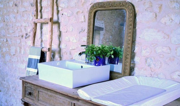 17 meilleures id es propos de commode de salle de bains sur pinterest vi - Commode pour salle de bain ...