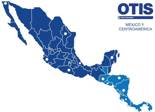 Contacto Otis - Elevadores Otis SA de CV