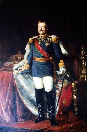 Retrato de D. Carlos  Autor:Malhoa, José Vital Branco  Datação:1890 d.C.