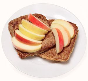 Vanilla Spice French Toast with Apple: Vanilla Spices, Easy Healthy Breakfast, Cooking Sprays, Low Calories Breakfast, French Toast, Spices French, Healthy Breakfasts, Vanilla French, Apples Slices