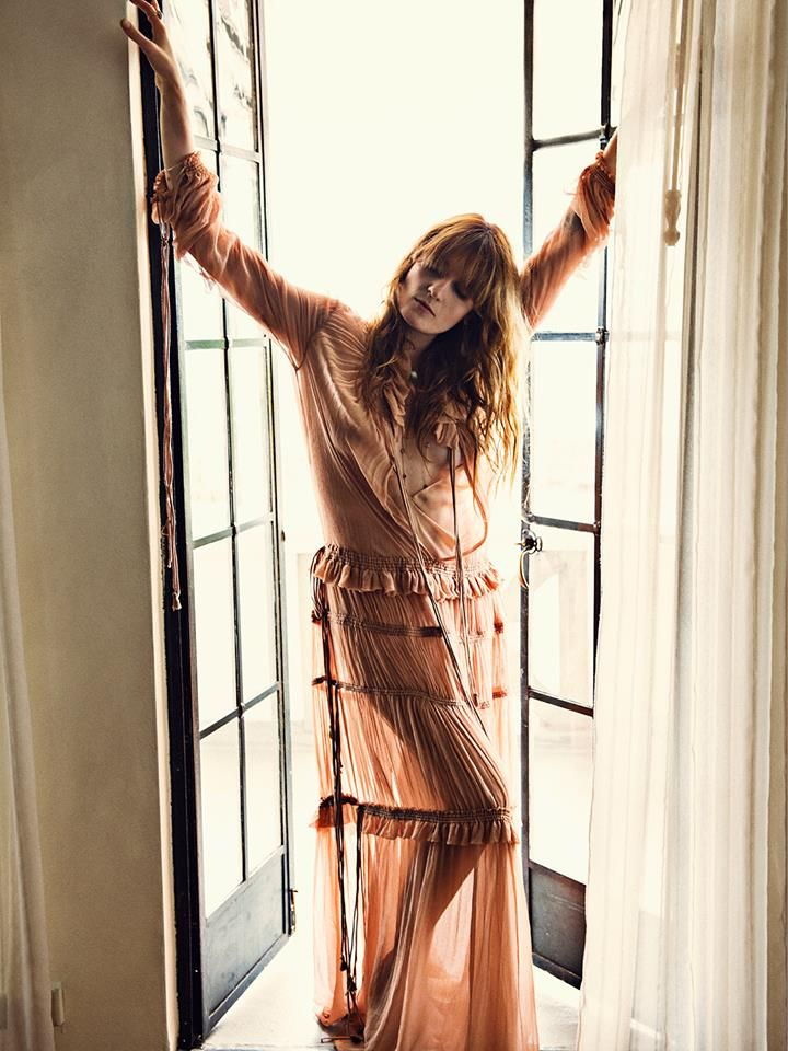 how to get florence welch style