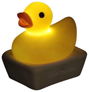 deluxe duck dx bath lights yellow eclectic kids bathroom accessories 2shopper