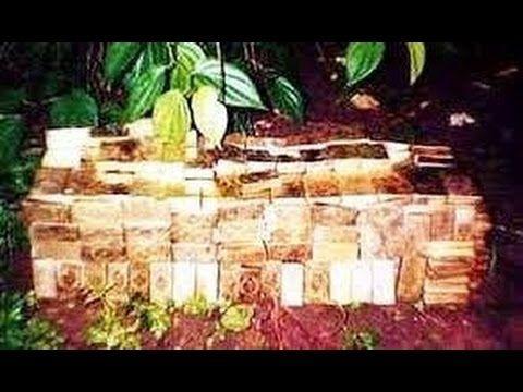 Penemuan Harta Karun Terbesar Di Dunia - Harta Karun Peninggalan Jepang 6000 Ton Emas
