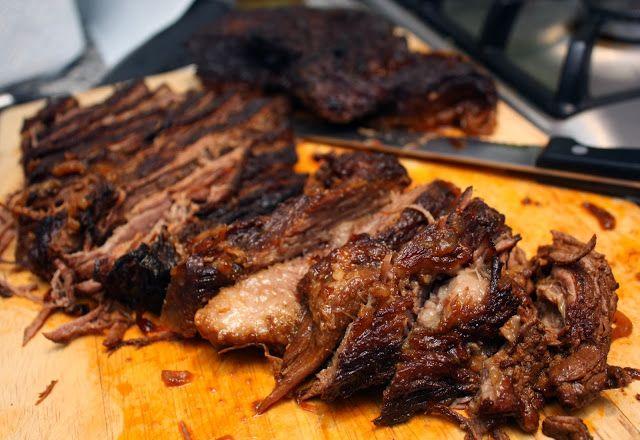 Food    made day giant   Gordon  balenciaga  Homemade Ramsay BBQ Amazing   Brooklyn   and Brisket  in Brisket  the oven  Mmm