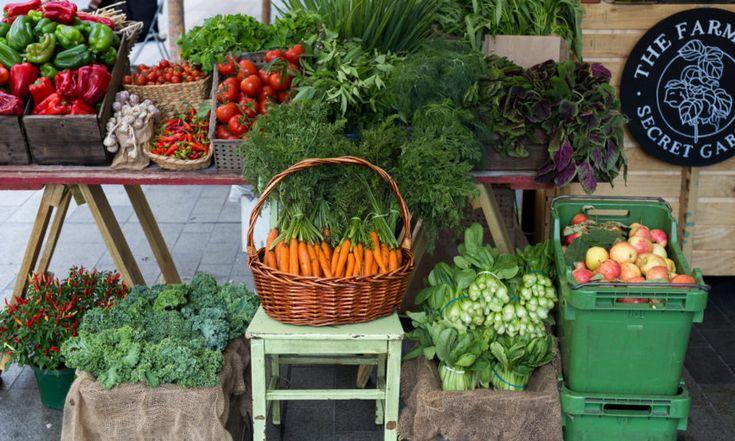 Farmers Market. Food. Fresh. Seasonal. Local. InDaily.