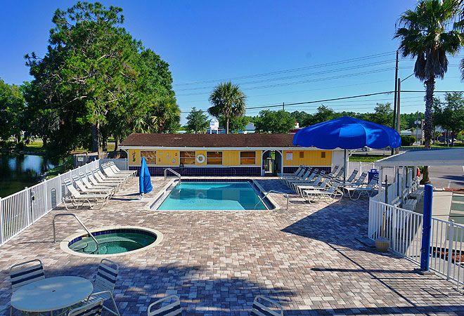 Winter Quarters Pasco RV Resort, An Encore Resort at Lutz, Florida, United States - Passport America Discount Camping Club