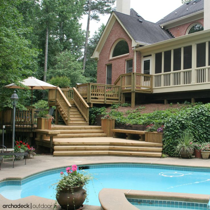 Best 17 Best Images About Deck Steps Porch Steps And Other 400 x 300