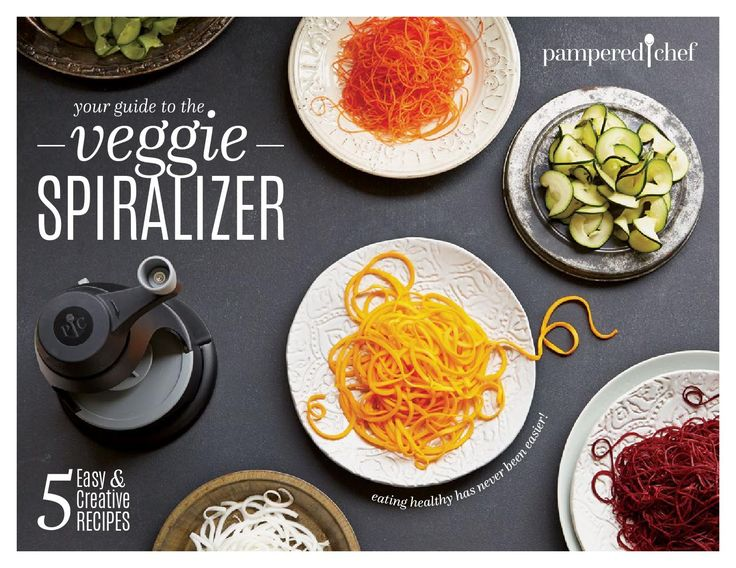 Pampered Chefs NEW Veggie spiralizer... Do you have yours yet??? www.pamperedchef.biz/pcwithheather