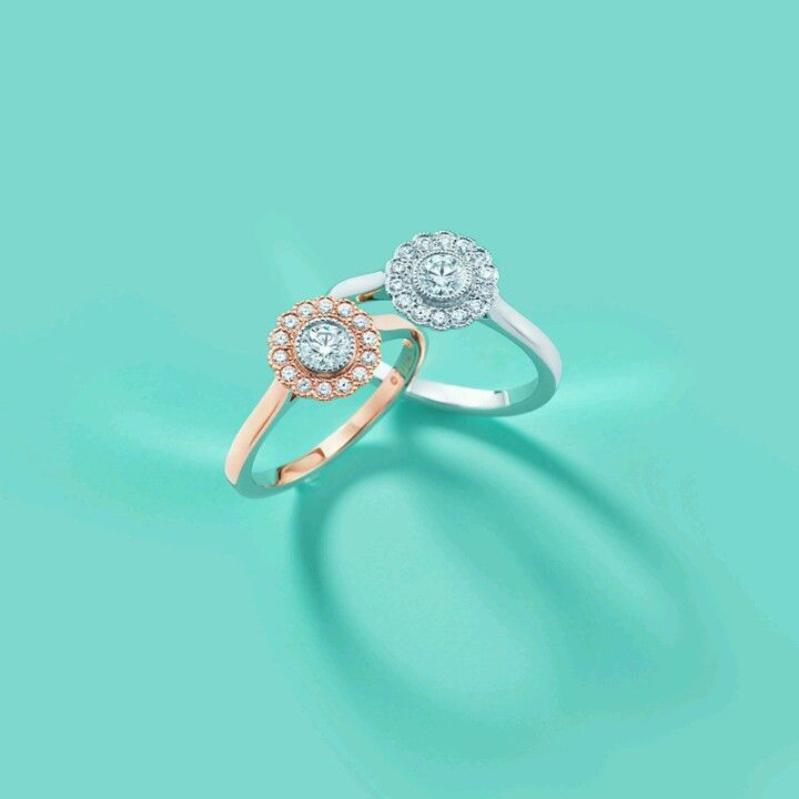 Tiffanys- promise rings