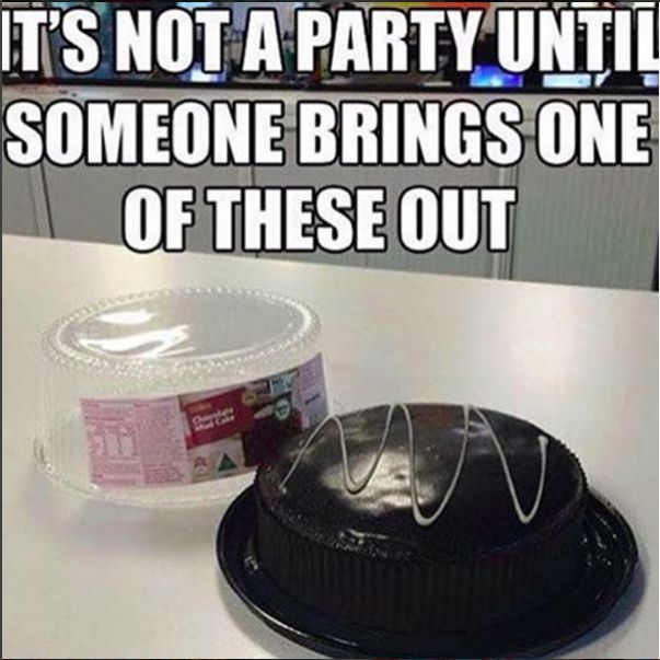 On this childhood party staple: | Literally Just 31 Hilarious Memes About Life In Australia