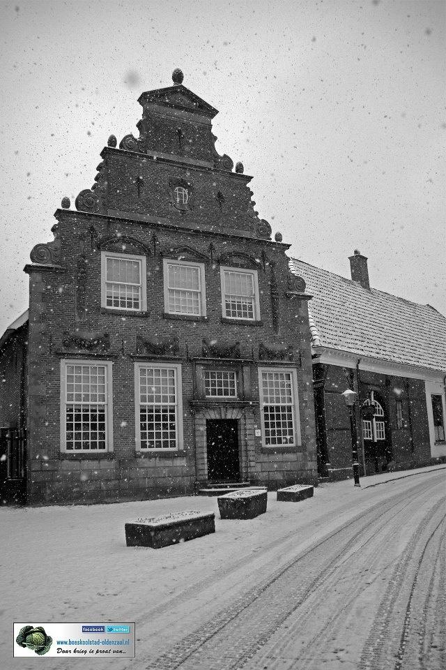 Boeskoolstad Palthehuis