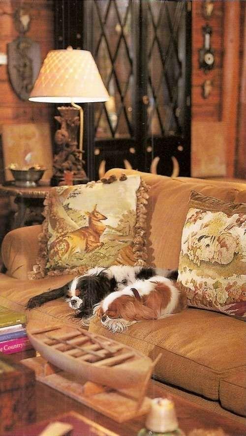 Sieste deux coins tranquilles et douillets pinterest for Ce decor