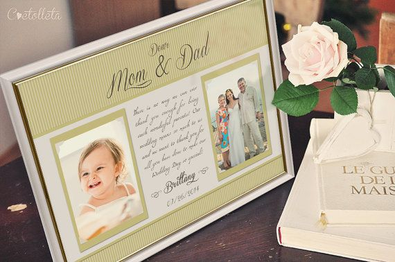 Thank You Gifts For Parents At Wedding: Best 25+ Thank You Gift For Parents Ideas On Pinterest