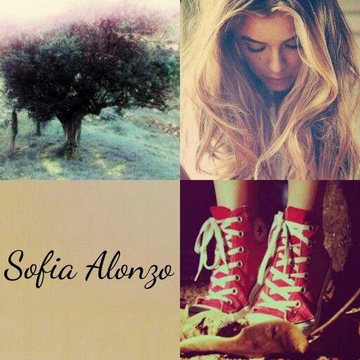 Sofia Alonzo (Serie Perdida/ Carina Rissi)