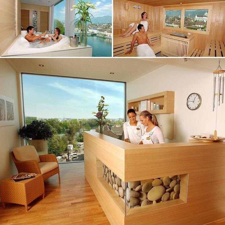 Auch bei dem schönen #Wetter kann man #Wellness planen  In unserem #Hotel in #Solothurn könnt ihr sogar von der #Sauna den herrlichen #Ausblick genießen und #entspannen  #hhotels #ramada #schweiz #urlaub #travel #entspannung #spa #relaxen
