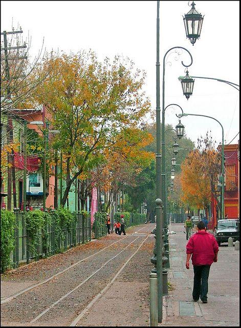 Mi Buenos Aires Querido BARRIO DE LA BOCA