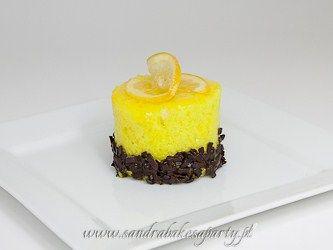 Mini lemon cake - Cooklet