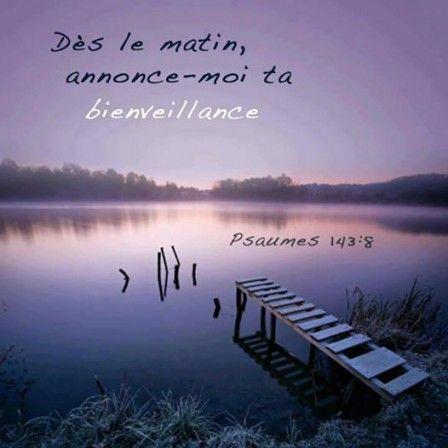 Ps 143:8