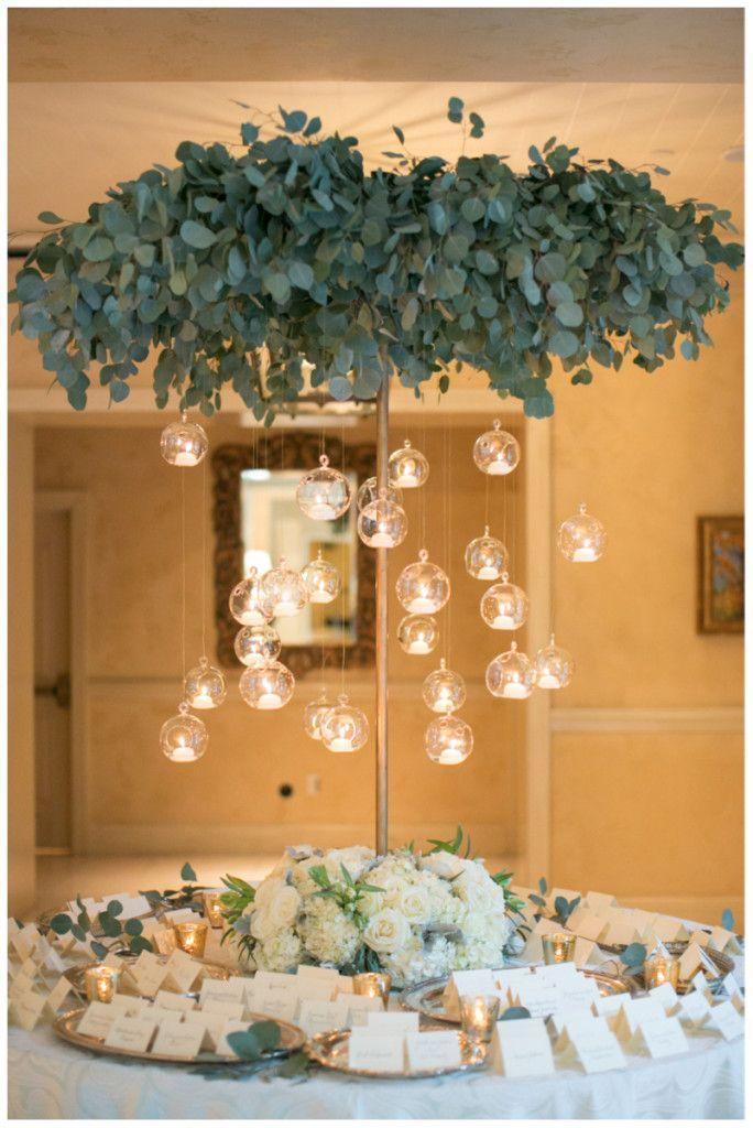 Bildresultat für babyblaues Eukalyptusgedeck   – Our Wedding:  Boho Metal Avant Garde