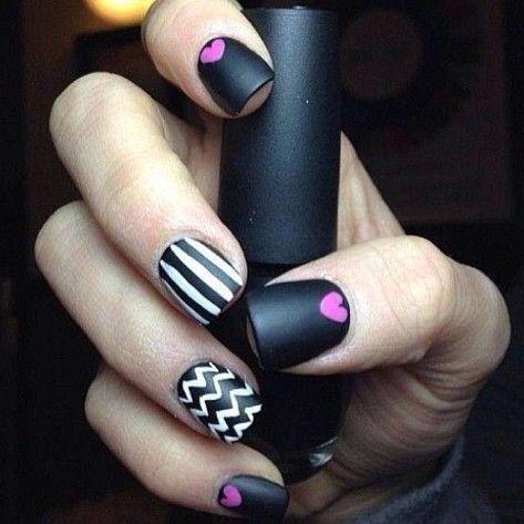 decoracion de uñas mate - Buscar con Google